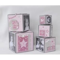 """Cubes de """"la Fée Aëryn"""""""