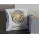 Coffret naissance Papillon jaune et gris