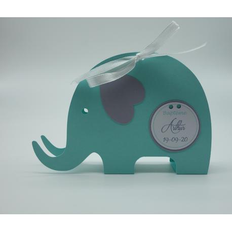 Décoration de table thème Eléphant