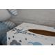 Boîte à mouchoirs - Eléphant, nuages, étoiles