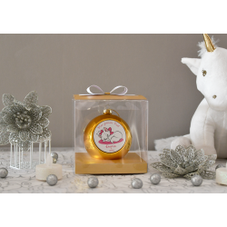 Boule de Noël, Aristochat