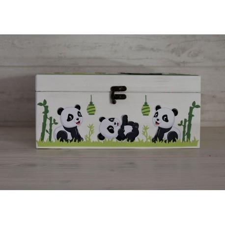Boite Souvenirs Panda