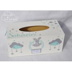 Boîte à mouchoirs Sohann