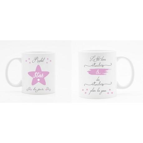 Mug  Etoiles Rachel V2