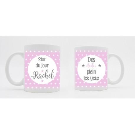 Mug  Etoiles Rachel V4
