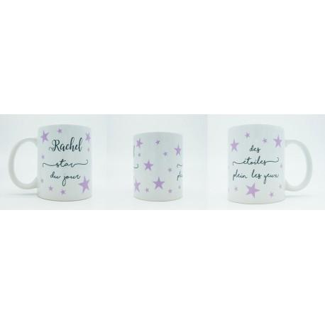 Mug  Etoiles Rachel V1